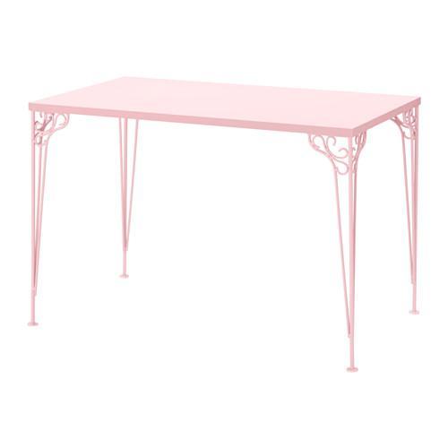 ФАЛЬКХОЙДЕН Письменный стол - розовый