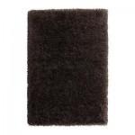ГОСЕР Ковер, длинный ворс - коричневый, 170x240 см