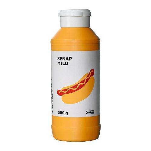 SENAP MILD Мягкая горчица