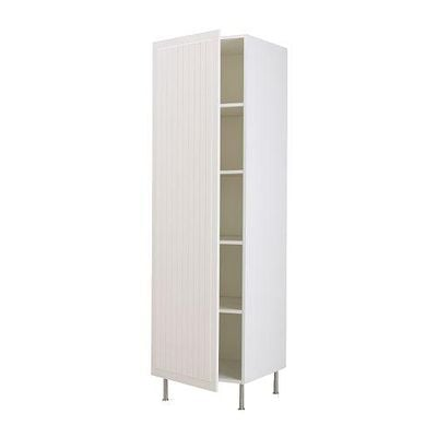 FAKTUM High cabinet with shelves - white with a touch of simplicity, 60x211 see