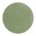 ÅDUM Teppich, langes Nickerchen hellgrün 130 cm