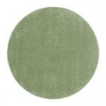 Tappeto ÅDUM, pelo lungo verde chiaro 130 cm
