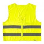 БЕСКЮДДА Светоотражающий жилет - L/XL/желтый