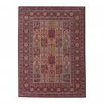 VALBY RUTA carpet, short pile multi-colored cm 170x230