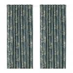 TORGERD curtains, 1 pair