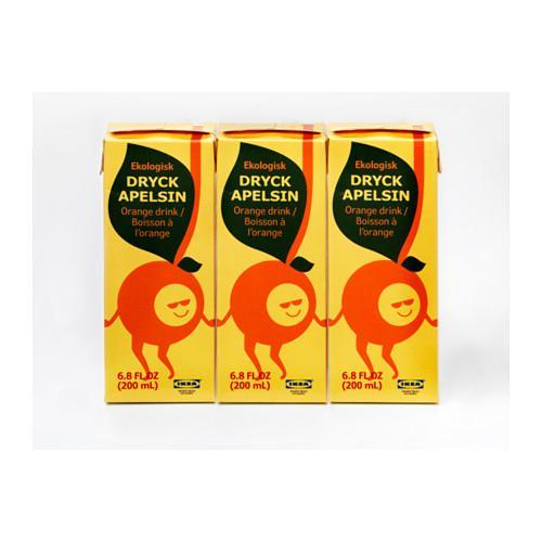 DRYCK APELSIN Апельсиновый напиток
