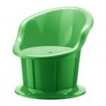 ПОПТОРП Кресло - зеленый