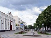 kylä Leningrad