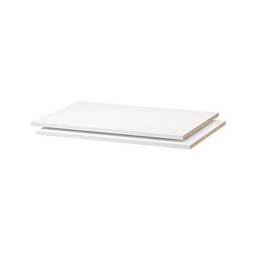 УТРУСТА Полка - 80x60 см, белый