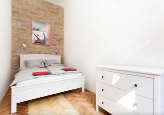 Гостевая спальня - много света и немного loft