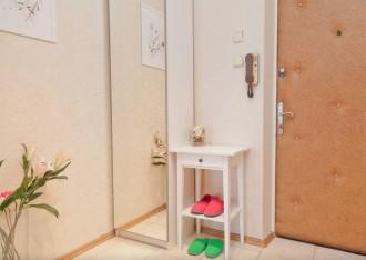 Penggunaan non-standar kabinet samping tempat tidur foto HEMNES