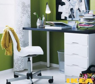 Det indre af arbejdsmiljøet kabinettet