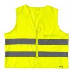 БЕСКЮДДА Светоотражающий жилет - М/желтый