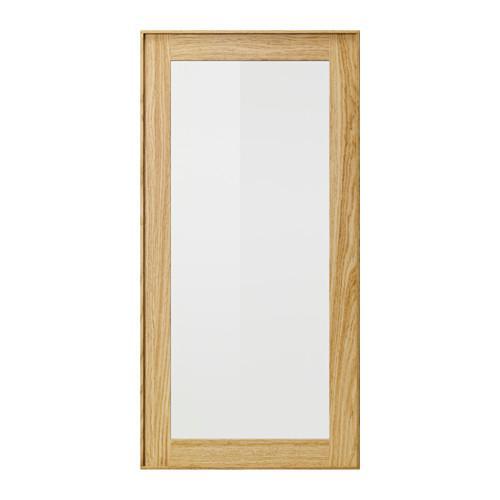 ЭКЕСТАД Стеклянная дверь - 40x80 см