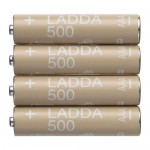 Ladd rechargeable battery