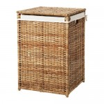 BRANES Laundry basket with lining