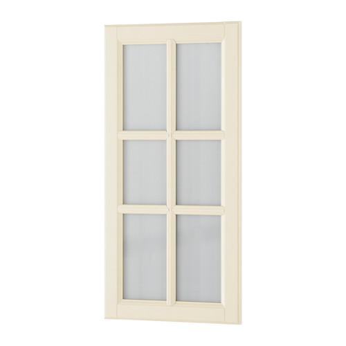 ДАЛАРНА Стеклянная дверь - 40x80 см