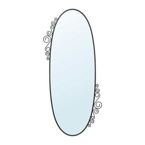 EKNE зеркало овал 70x150 cm