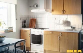 Kitchen interior 6 sq m Photo