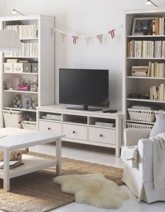 The HEMNES series is a classic in modern design