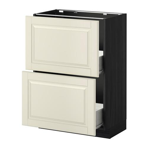 verfahren wk forvara eine f llung frnt 2 2 durchschnitt schubladen holz schwarz wei mit. Black Bedroom Furniture Sets. Home Design Ideas