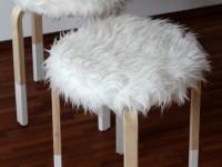 Komfortné stolička IKEA Frost