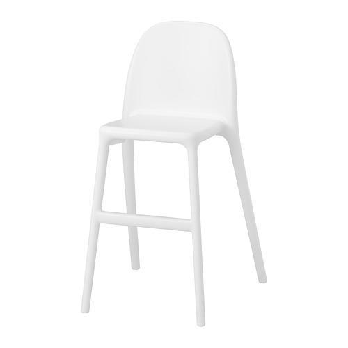 УРБАН Детский стул - белый