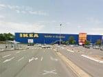 IKEA Lille - butikken adresse, placeringen på kortet