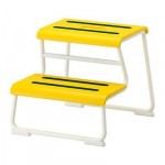 GLOTTEN stool-ladder