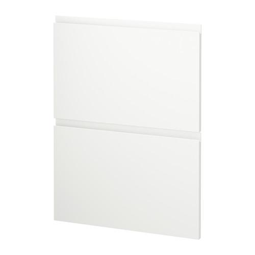 method 2 front panel w crockery machine vokstorp white reviews price where. Black Bedroom Furniture Sets. Home Design Ideas