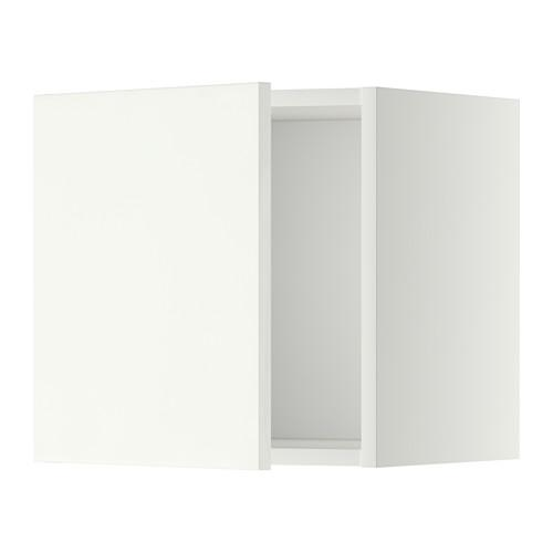 МЕТОД Шкаф навесной - 40x40 см, Хэггеби белый, белый