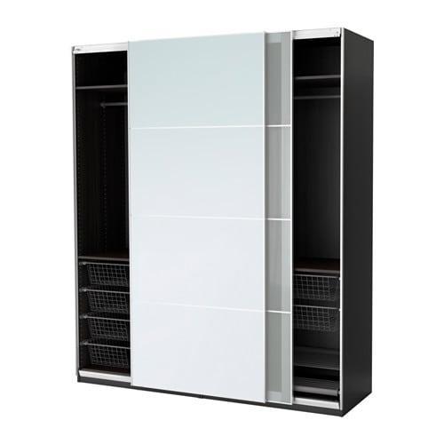 ПАКС Гардероб - 200x66x236 см, устройство д/плавн закрывания