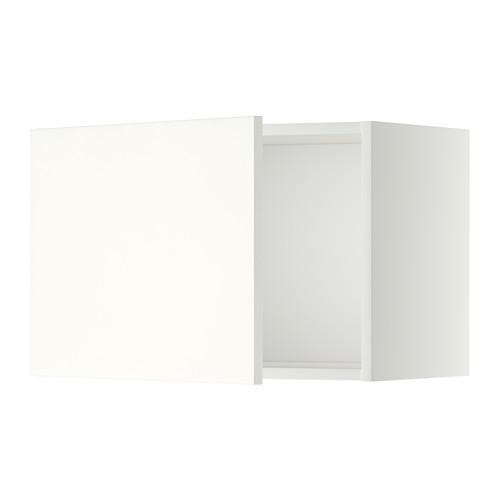 МЕТОД Шкаф навесной - 60x40 см, Хэггеби белый, белый