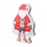 IRSNO Advent calendar, Santa Claus