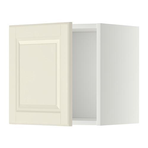 МЕТОД Шкаф навесной - 40x40 см, Будбин белый с оттенком, белый