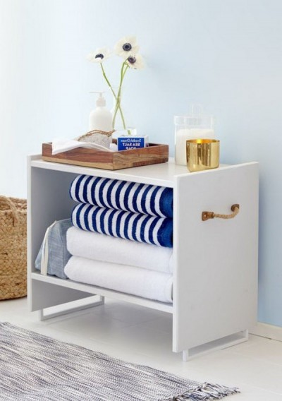 Mediterranean style with IKEA RAST