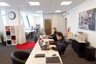 Photo intererea office of Onlayner