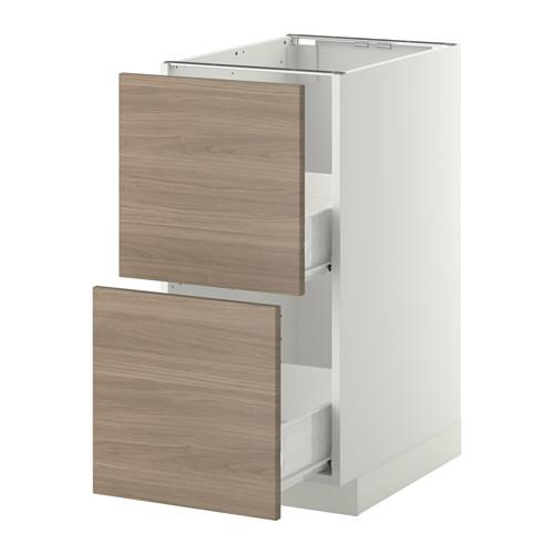 verfahren wk forvara eine f llung frnt 2 2 durchschnittliche schubladen wei brokhult. Black Bedroom Furniture Sets. Home Design Ideas