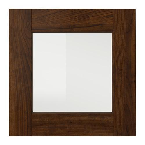 ЭДСЕРУМ Стеклянная дверь - 40x40 см