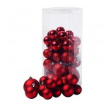 YULMIS ball ornaments, 50 piece.