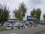IKEA Paris Vélizy - alamat kedai, masa kerja, peta laluan