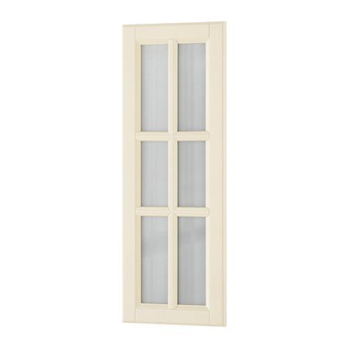 ДАЛАРНА Стеклянная дверь - 30x80 см
