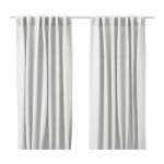 AINA curtains, 2 pieces - bleached