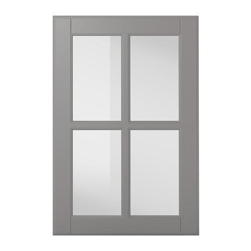 БУДБИН Стеклянная дверь - 40x60 см