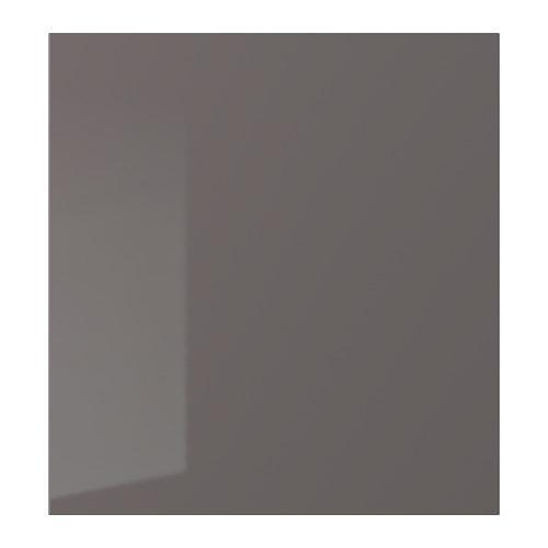 СЕЛЬСВИКЕН Дверь - глянцевый серый