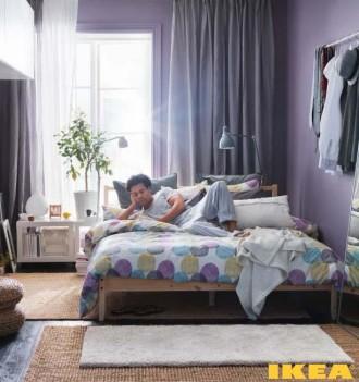 Intérieur chambres à partir de IKEA