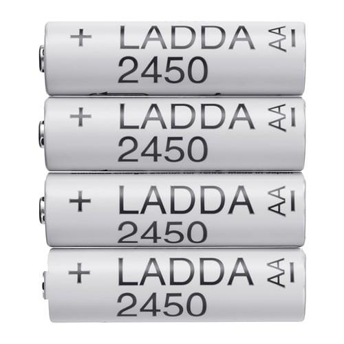 batterie rechargeable Ladd