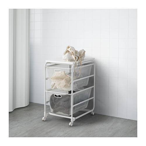 Algot Frame / 2 malla cestas estantería / top