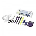 ANSTENDIG stationery set, 10 Pieces
