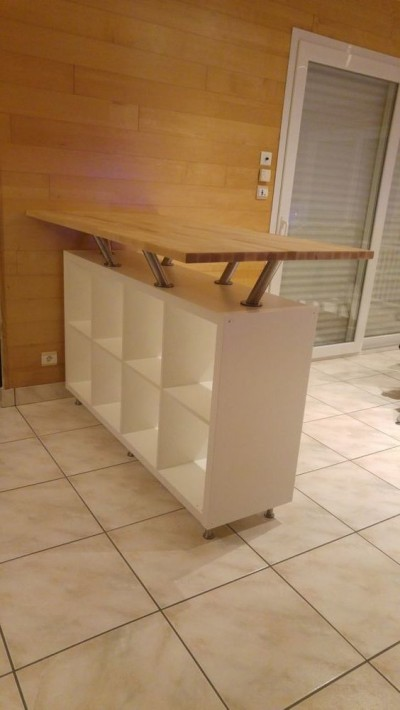 Bar counter from CALLAX IKEA